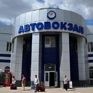 Автовокзалы Дубовского
