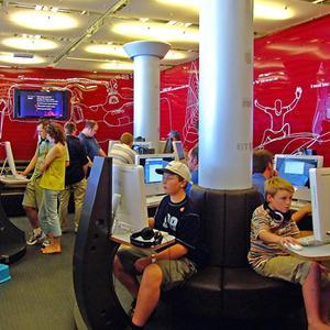 Интернет-кафе Дубовского