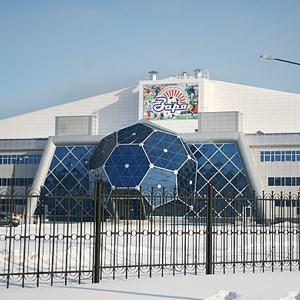 Спортивные комплексы Дубовского