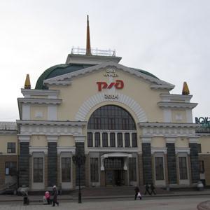 Железнодорожные вокзалы Дубовского